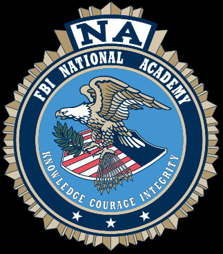 FBI NAA badge