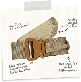 Maverick Assaulters Belt