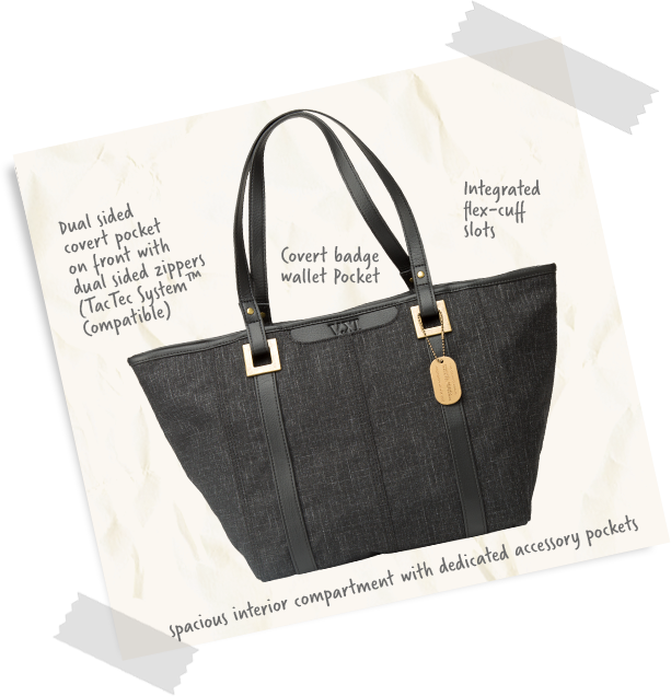 Lucy Tote LX