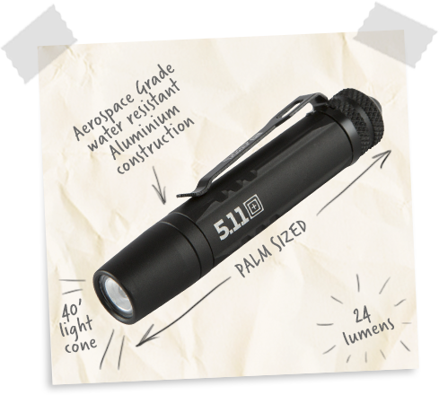 TMT PL Flashlight