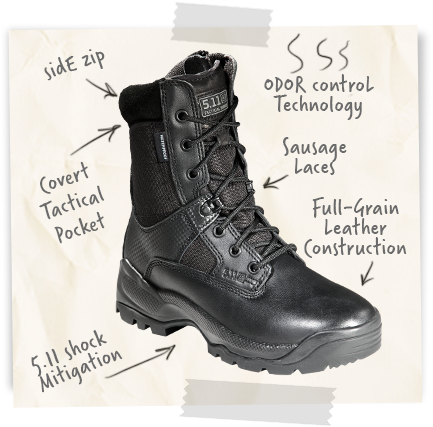 "Women's ATAC 8"" Storm Boot"