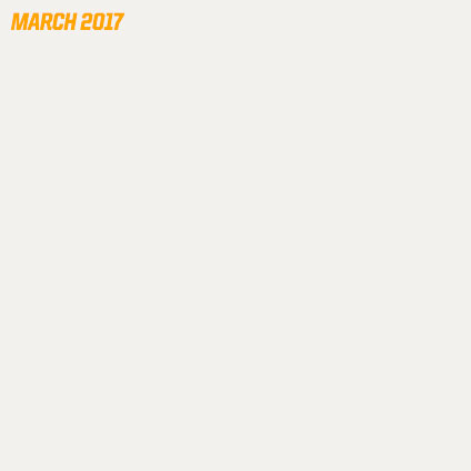 March 2017 patch