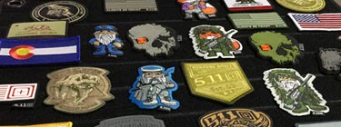 array of patches