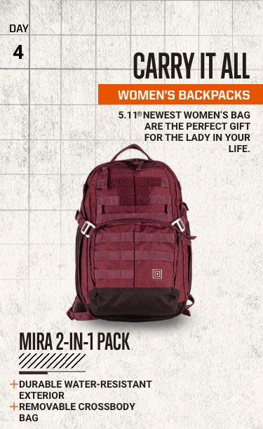 Carry It All - Women's Bags & Backpacks