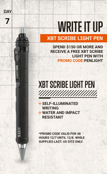 Light Where Your Write - XBT Scribe Light Pen