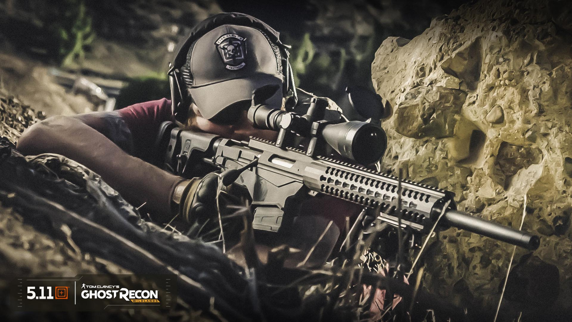 how to get the g28 in ghost recon wildlands