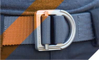 Trainer Belt Closeup