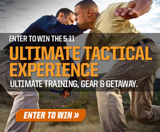 Enter to win the 5.11 Ultimate Tactical Experience