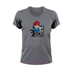 Women's-Miss Tactical Gnome