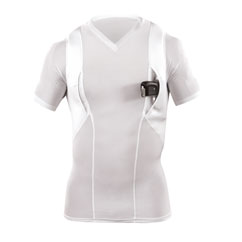 Holster Shirt V-Neck