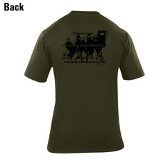 Tough Men Stand Ready T-Shirt