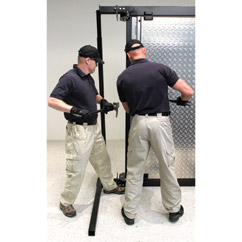 MultiPurpose Training Door