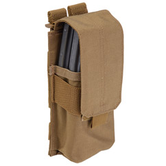 Stacked Single Mag Pouch w/ cover