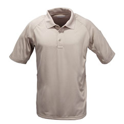 Performance Polo - Short Sleeve, Polyester Synthetic Knit