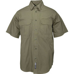5.11 Tactical Shirt - Short Sleeve, Cotton
