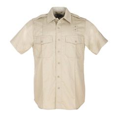 Men's PDU S/S Twill Class A Shirt
