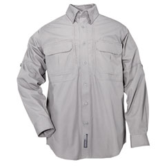 5.11 Tactical Shirt - Long Sleeve, Cotton