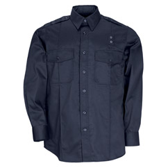 Men's PDU L/S Twill Class A Shirt