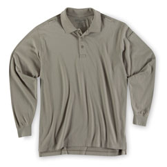 Men's L/S Tactical Polo - Jersey