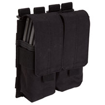 Stacked Double Mag Pouch w/ cover