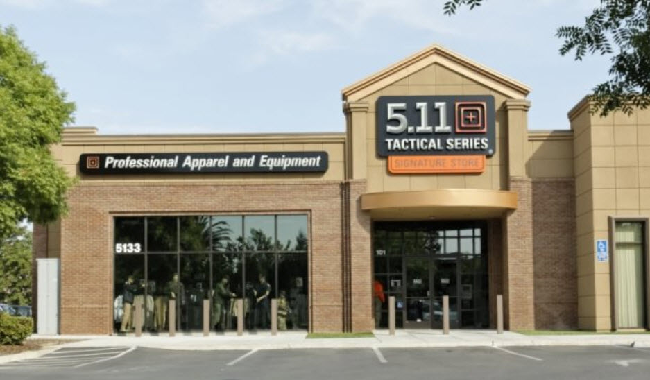 5.11 Tactical Store - Fresno