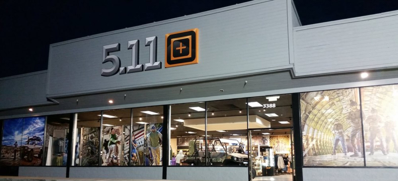 5.11 Tactical Store - Commerce