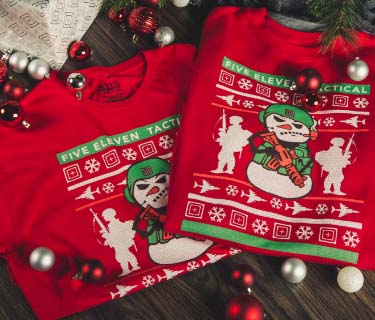 shop our limited supply of ugly sweaters