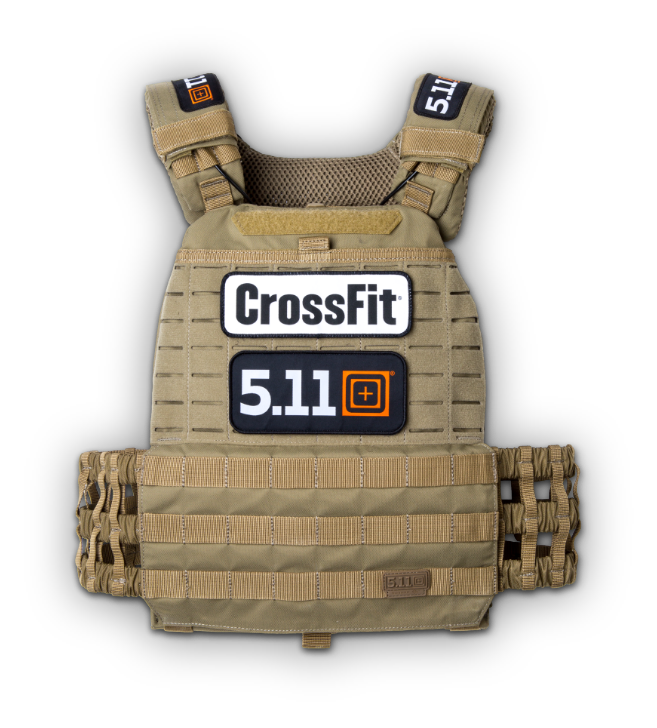 5.11 Crossfit Edition Plate Carrier