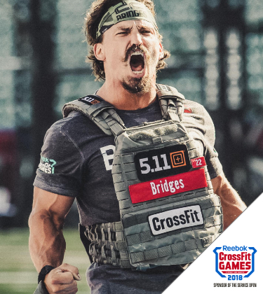 Reebok Crossfit Games 2018