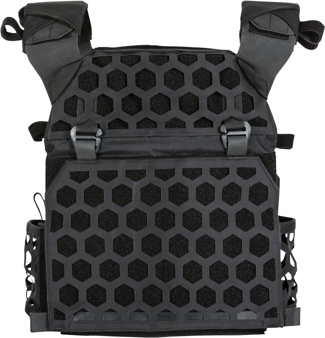 All Missions Hexgrid Plate Carrier