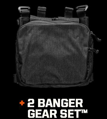 2 Banger Gear Set