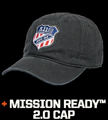 Mission Ready 2.0 Cap