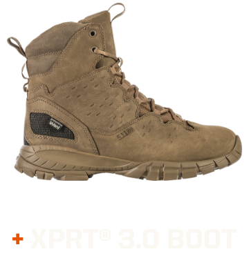 XPRT 3.0 Boot