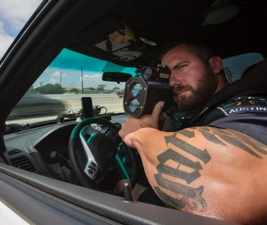 How one patrol officer goes beyond the traffic stop to make a lasting difference