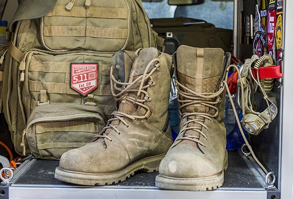 Choose Tactical Boots - 5.11 Tactical