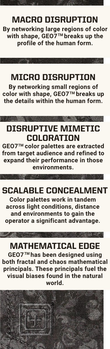 geo7 descriptions