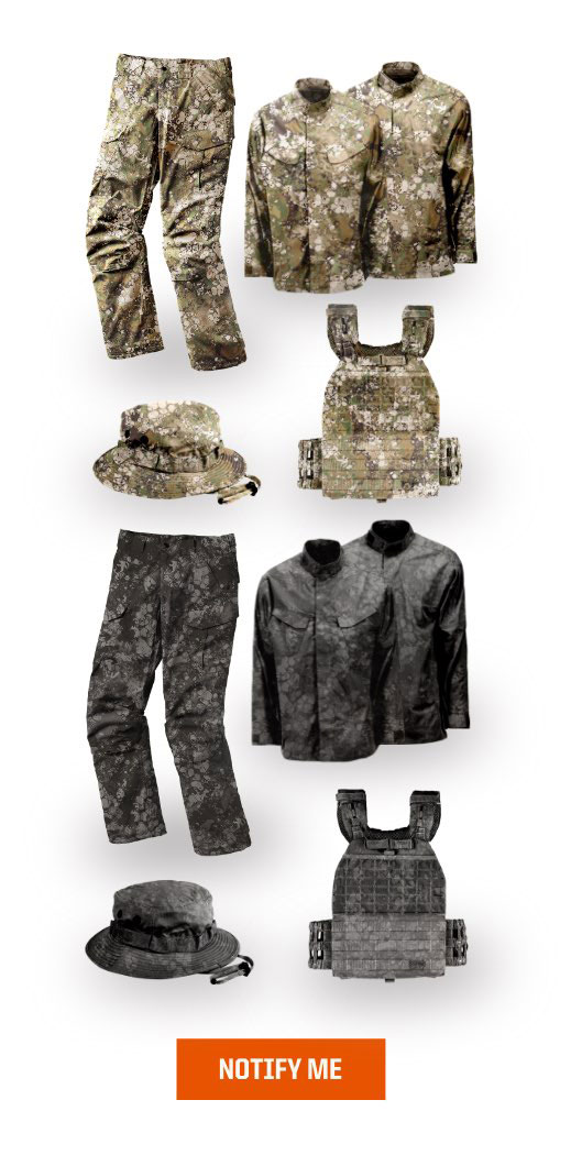 camo products